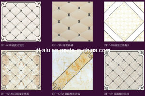 Fireproof Aluminum Metal Ceiling Tile/Panel/Board, 300X300mm