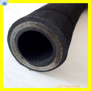 High Pressure Rubber Hose 4sp Hose Hydraulic Hose for Excavator pictures & photos