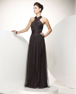 2012 Sexy Sequins Formal Evening Dresses Ball Gown (LMO005)
