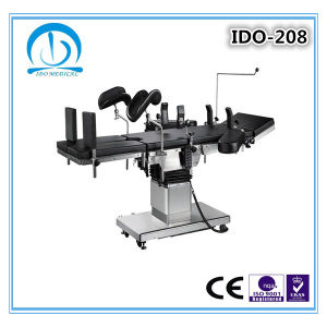 Ce ISO Approved Full Electric Operation Table