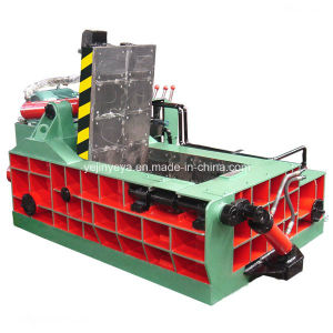 Top Quality Hydraulic Scrap Metal Baler Equipment From China (YDF-130A) pictures & photos