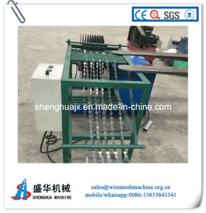 Razor Barbed Wire Mesh Machine (AP-R-9) pictures & photos