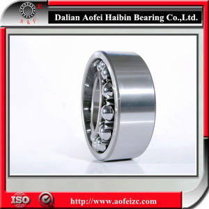 Self Aligning Ball Bearing 1206 High Precision Bearings Transmission Ball Bearing