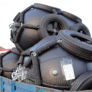 Floating Marine Pneumatic Rubber Fenders for Barge Protection, Big Vessels to Boat Transportation pictures & photos