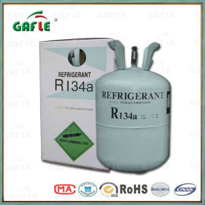Gafle/OEM Non-Refillable Steel Cylinder Freon Gas R134A Refrigerant Gas pictures & photos