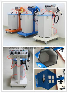 New Developed Powder Coating Machine pictures & photos