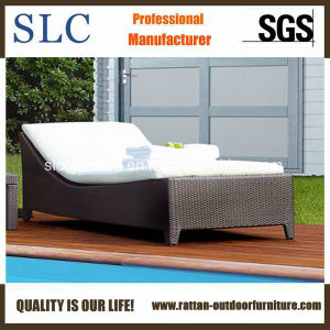 Rattan Sunbed Lounge/Patio Loungers/Rattan Set Model (SC B1078 3