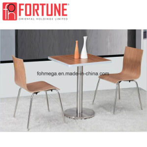 china stackable wooden cheap restaurant tables chairs in stainless