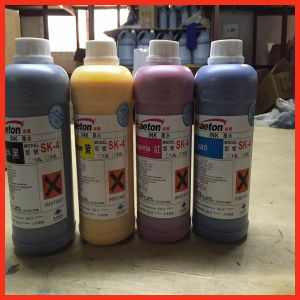 Konica 14pl Solvent Ink for Digital Printing pictures & photos