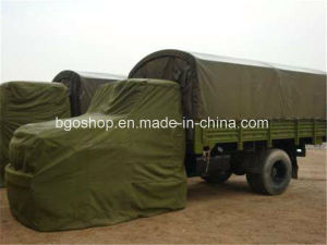 Customized Canvas Tarpaulin Truck Cover pictures & photos