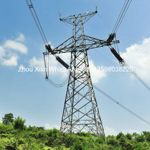 Professional Design High Quality Electric Steel Tower