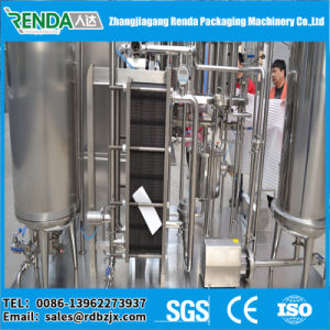 Full Automatic Carbonated Soft/Soda Drink Filling Machine/Production Line pictures & photos
