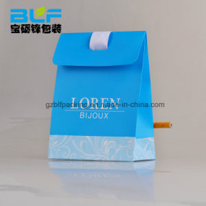 Paper Wedding Favor Bags (BLF-PB070) pictures & photos