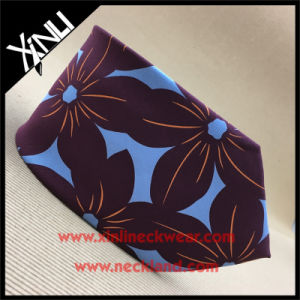 Custom Printed Polyester Neckties pictures & photos