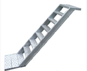 Ringlock Aluminum Staircase for Ringlock Scaffold 2.0m, 1.5m pictures & photos