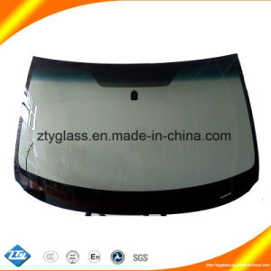 Auto Glass Laminated Windscreen for Nis San Navara pictures & photos