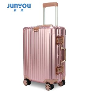 Excellent Quality Attractive Design 20′′ Aluminium Luggage