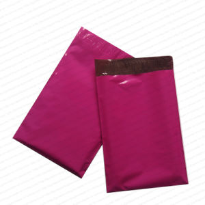 Pink Poly Mailing And Shipping Bags For Clothing