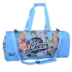 Cheer Glitter College Golf Gym Bag Cheerleading Duffle Bags
