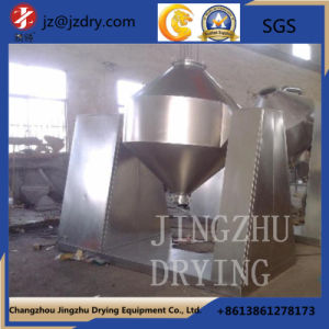 Foodstuff Double Cone Rotary Vacuum Dryer