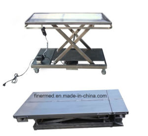 Foldable Veterinary Operating Table pictures & photos