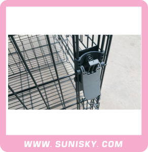 Luxury Wire Cage/ Two Door Wire Cage pictures & photos