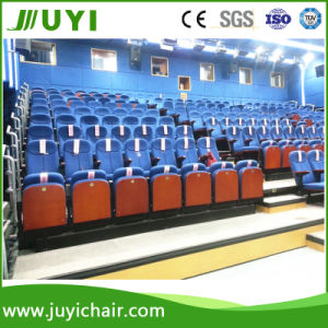 Jy-765 Fabric VIP Premium Used Wholesale Retractable Seats Telescopic Chair Bleachers pictures & photos