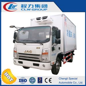 JAC Freezer Truck for Sale pictures & photos