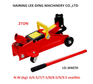 2ton 8kg Light Weight Car Vehicle Hydraulic Floor Lift Hoist pictures & photos