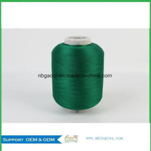 Dope Dyed Colors of Polyester Yarn DTY 75D/36f Factory Price pictures & photos