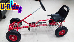 Heavy Duty Pedal Go Kart for Kids pictures & photos