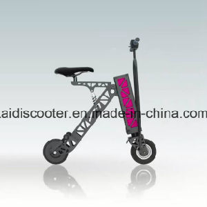 2-Wheel Aluminum Frame Foldable Electric Scooter with LED Light pictures & photos