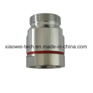 DIN (7/16) Type Straight Female Connector for RF 7/8′′ Cable