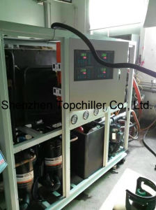 Packaged Water Cooled Glycol Circulation Liquid Water Chiller Unit