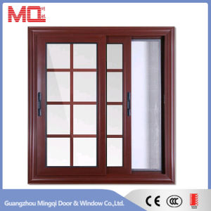 High Quality Aluminum Window with Grill