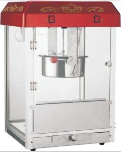 Big Size 10 Oz Commercial Popcorn Copcorn Machine