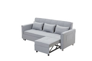 Modern Living Room Furniture Corner Sofa Bed for Sale pictures & photos