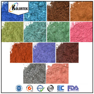 Color Mica Pigment for Cosmetics pictures & photos