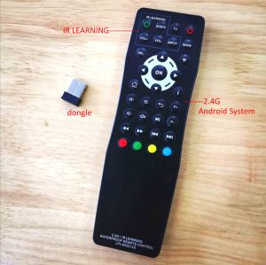 Android Tv Remote Control Not Working