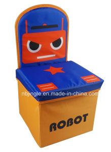 210d Polyester Robot Design Foldable Kids Chair Storage Box  sc 1 st  Ningbo Jingle Household Products Co. Ltd. & China 210d Polyester Robot Design Foldable Kids Chair Storage Box ...