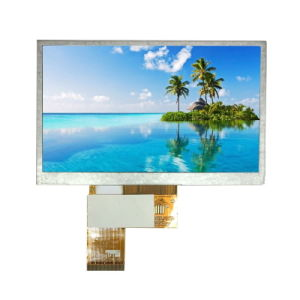"5"" TFT Display Screen for Industry Application, ATM0500D14"