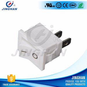 UL TUV Kcd1-106 2pin on-off Small Rocker Switch Mini Boat Switch pictures & photos