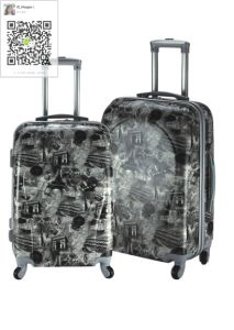 ABS / PC Printing Trolley Case 3 in 1 pictures & photos