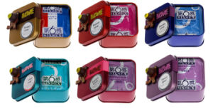 Tin Box for Condoms (FV-120813) pictures & photos