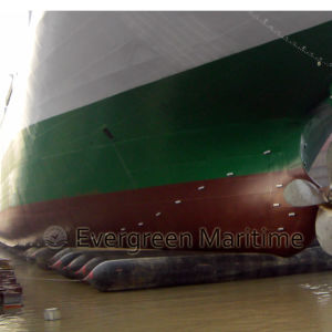 Ship Launching and Landing Rubber Airbag pictures & photos