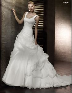 Customize Bridal Wear (C5121)
