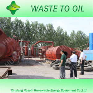 Waste Rubber Disposed Equipment (HY-10)