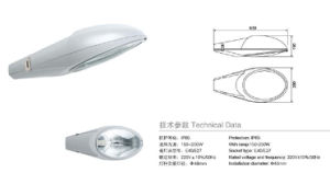High Pressure Sodium Street Lighting with IP65 Protection Grade