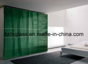 Glass Wardrobe Sliding Doors with En12150 and ANSI Certifcate pictures & photos
