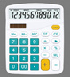 Office Stationery Calculator (TA-837S)